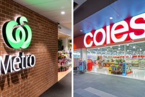 WESFARMERS AND WOOLWORTHS MAKE TOP 10