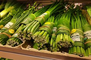 ASIAN SUPERMARKETS ADOPT INGENIOUS PACKAGING FOR PERISHABLES