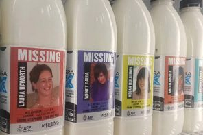 MISSING MILK BOTTLES