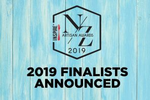NZ INSPIRE+ ARTISAN AWARDS FINALISTS ANNOUNCED