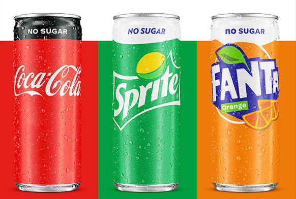 SPRITE AND FANTA JOIN NO SUGAR MOVEMENT | Supermarket News