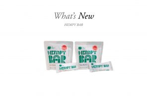 BROTHERS LAUNCH NEW HEMPY BAR