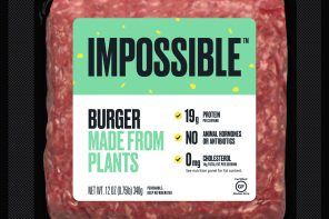 IMPOSSIBLE FOODS MAKES GLOBAL GROCERY STORE DEBUT