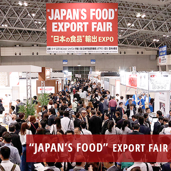 Japan foods expo