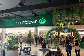 COUNTDOWN NEWMARKET RE-OPENS