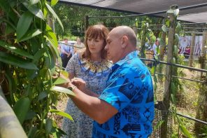 TONGAN VANILLA GETS NEW PARTNERSHIPS