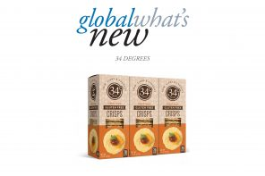 BRAND EXPANDS TO GLUTEN-FREE PRODUCTS