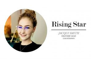 RISING STAR – JACQUI SMITH