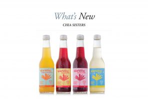 NEW AND IMPROVED SPARKLING RANGE