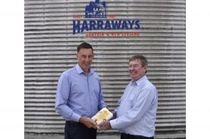 NEW CEO APPOINTED FOR HARRAWAYS