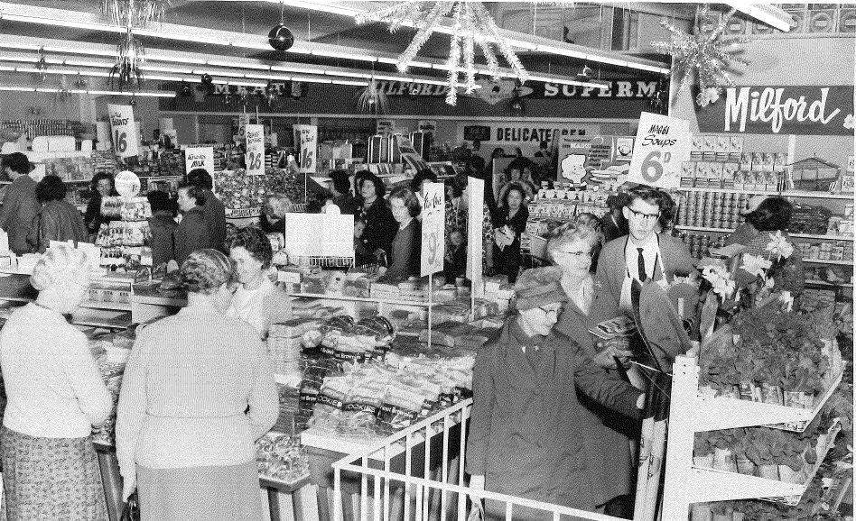 New World Milford Opening Day 2 Internal 1964