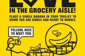 FIND LOVE IN THE GROCERY AISLE