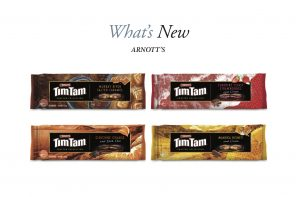 NEW RANGE INSPIRED BY TASTES OF NZ AND AUSTRALIA