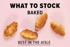WHAT TO STOCK – BAKED