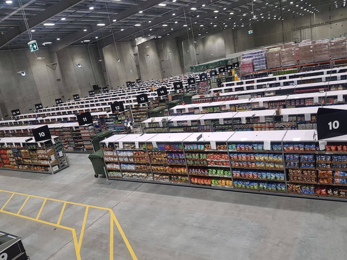 Countdown's eStore will fulfil more than 7,500 online orders each week to reduce pressure on 10 of Auckland's busiest supermarkets (1)