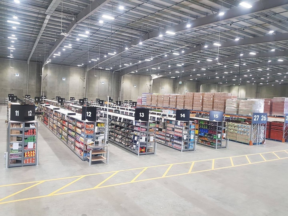 Countdown's eStore will fulfil more than 7,500 online orders each week to reduce pressure on 10 of Auckland's busiest supermarkets (3)