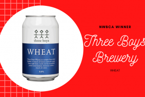NWBCA Winner – Three Boys Brewery
