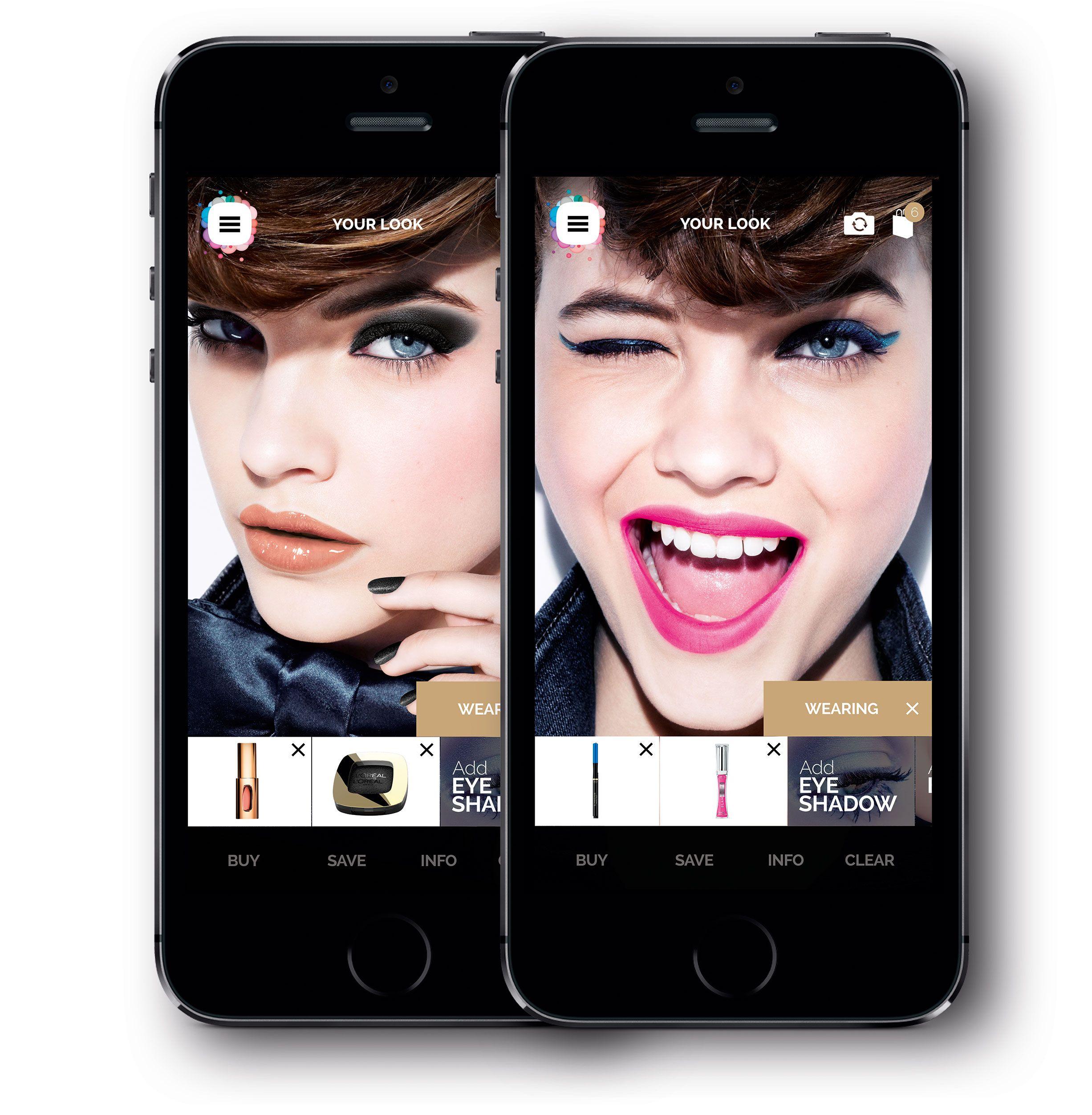 Make Up Genius App