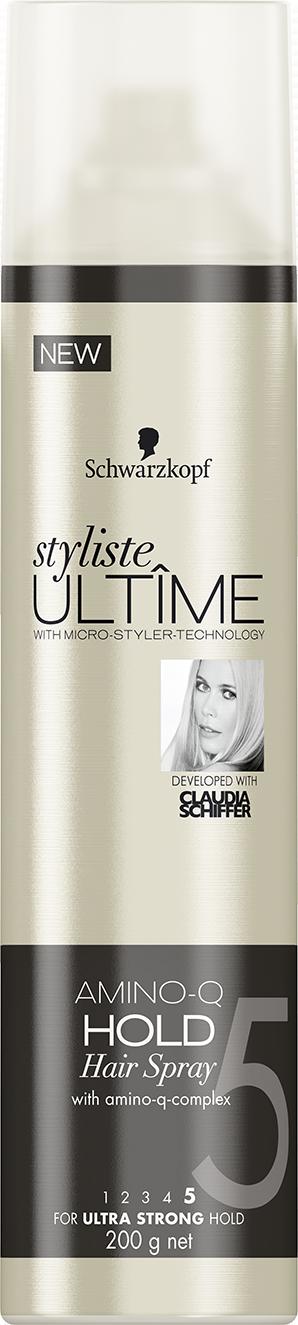Styliste Ultime AminoQ Hairspray 200g-0040187