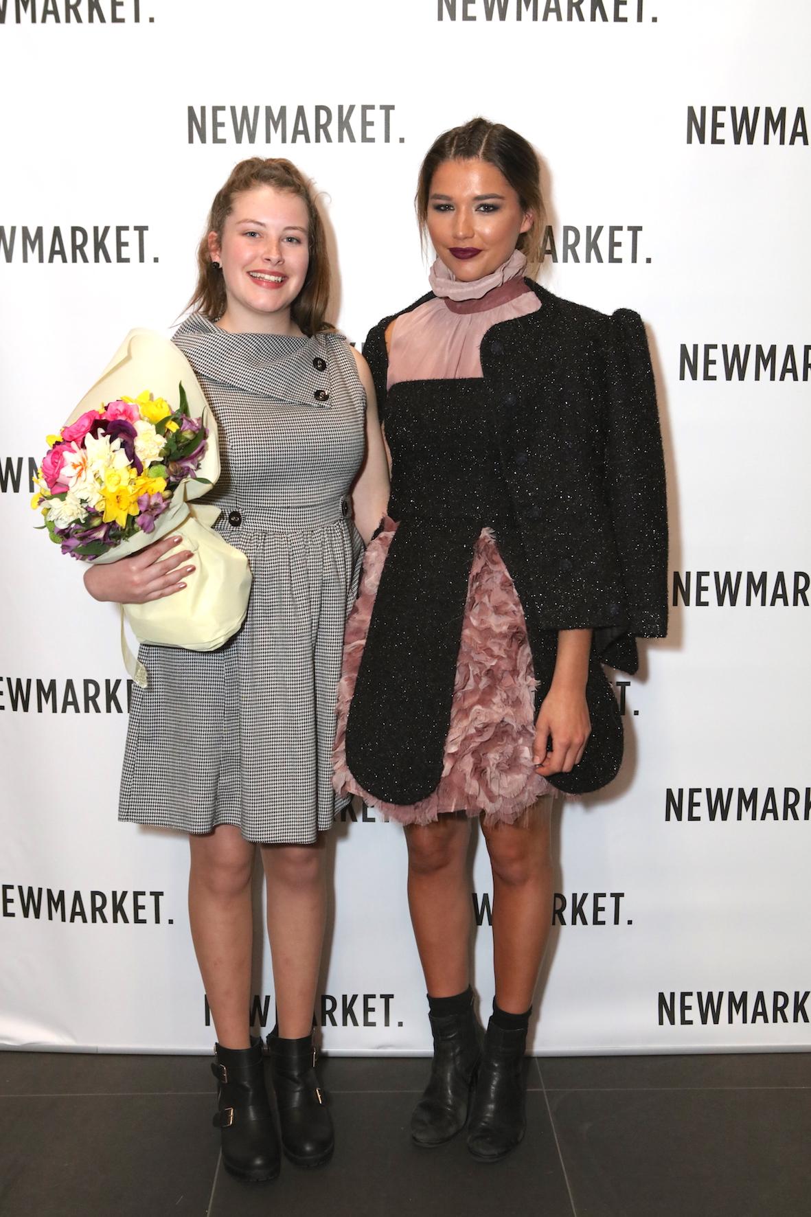 Junior Category Winner Jodi Walker with Red 11 Model