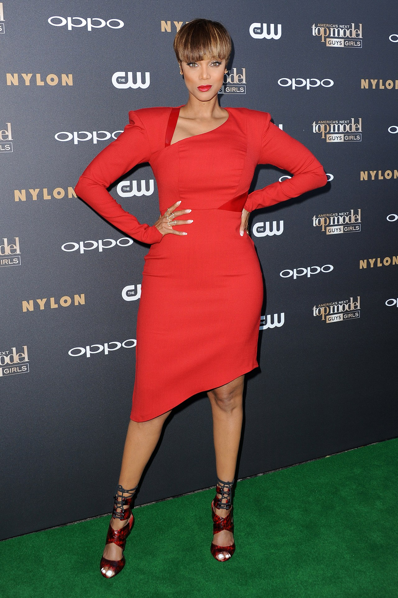 Model turned businesswoman, Tyra Banks, confirmed that this season would be the last for America's Next Top Model, closing with 22 seasons.