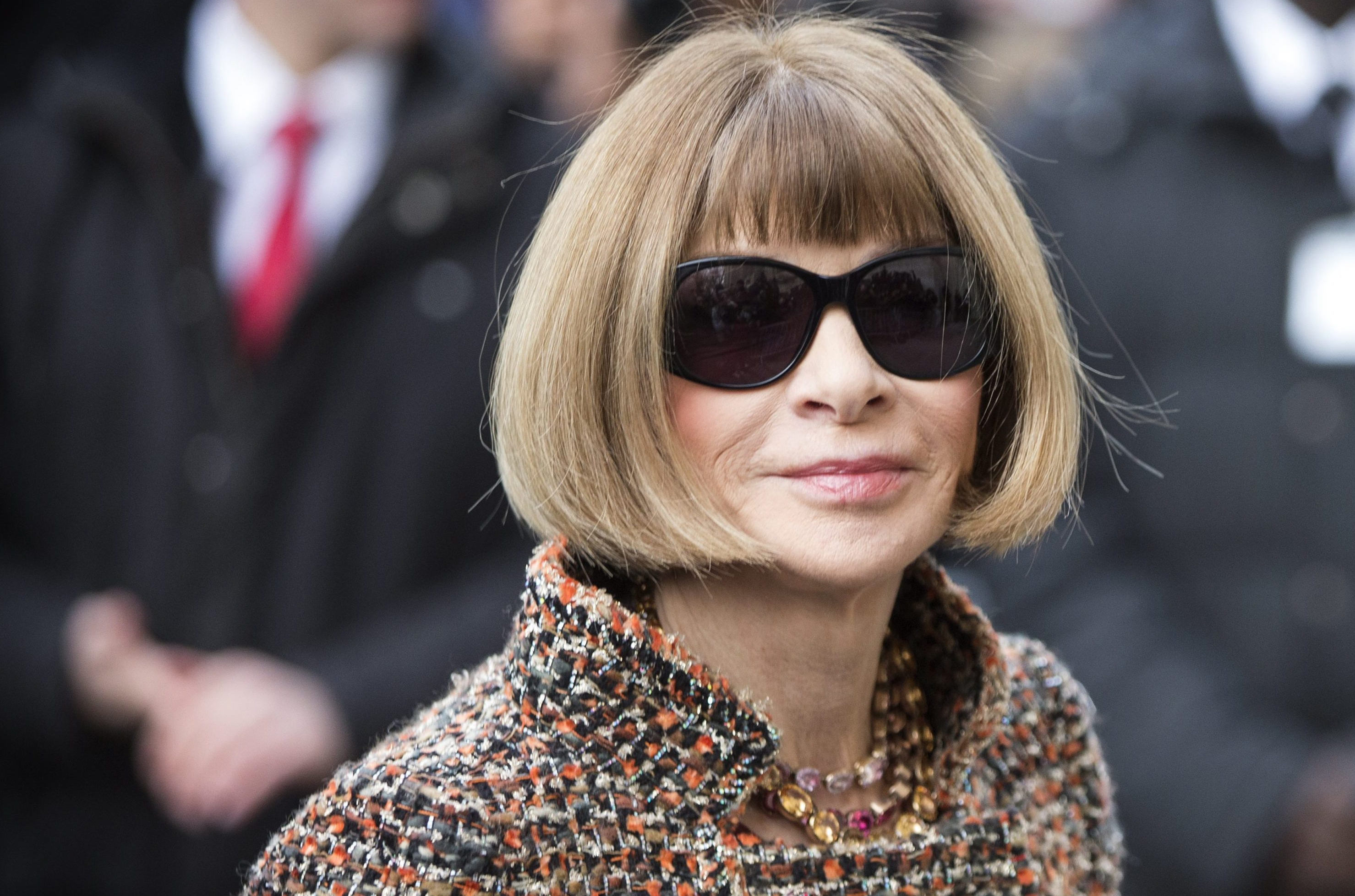 Fashion mogul and Vogue's Editor-in-chief, Anna Wintour, celebrated her 66th birthday this week.