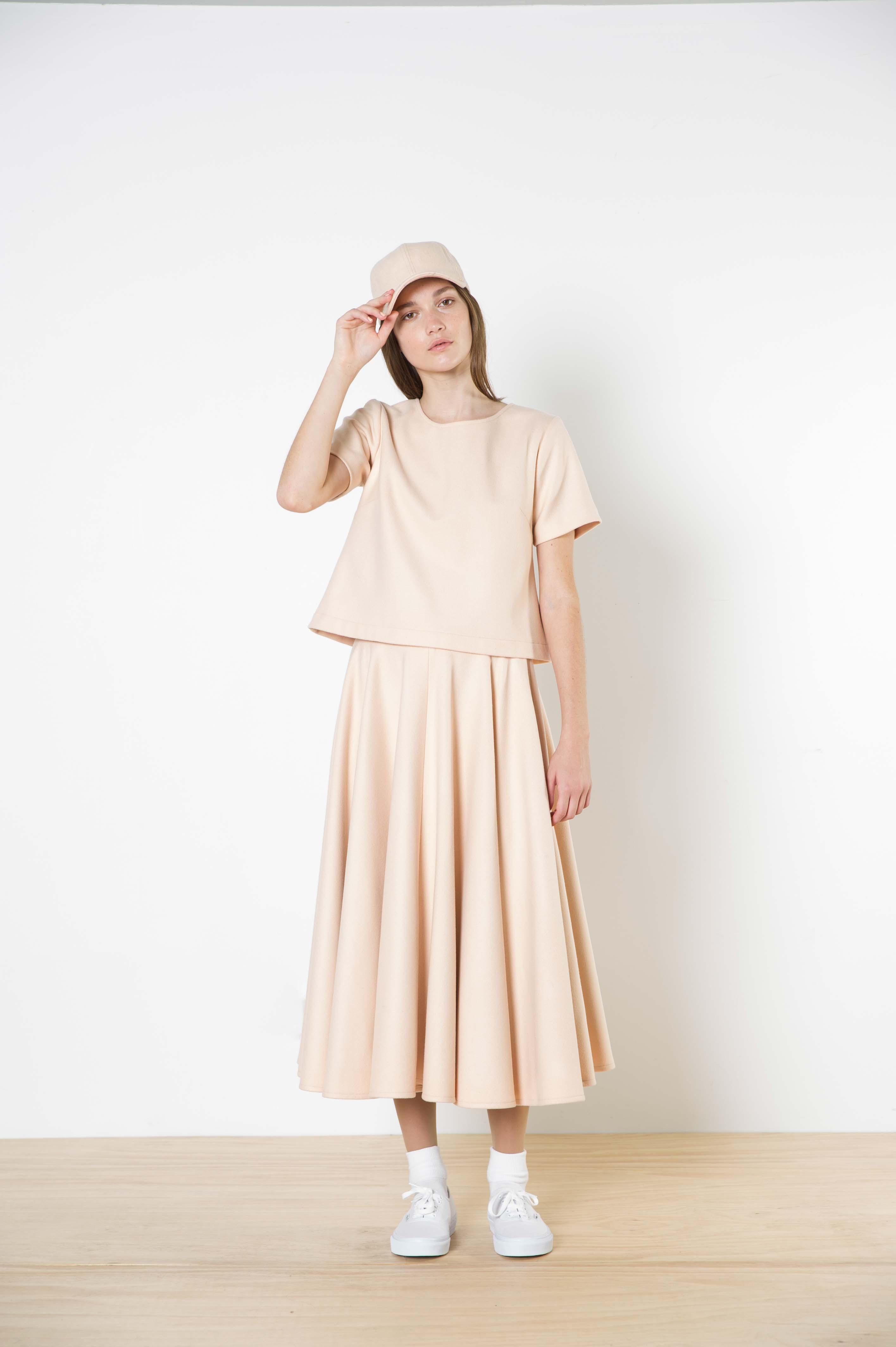 03 bell skirt