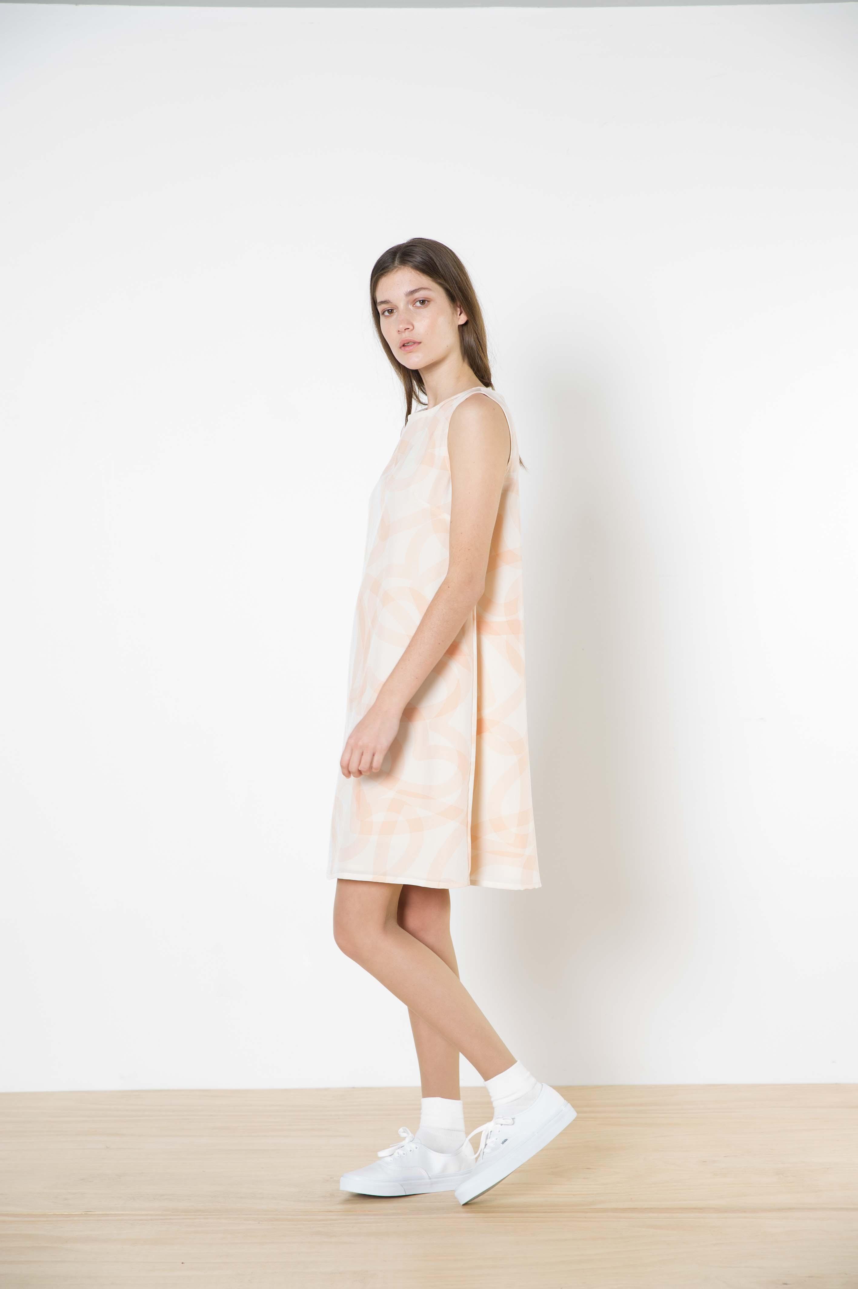 08 tavi silk dress