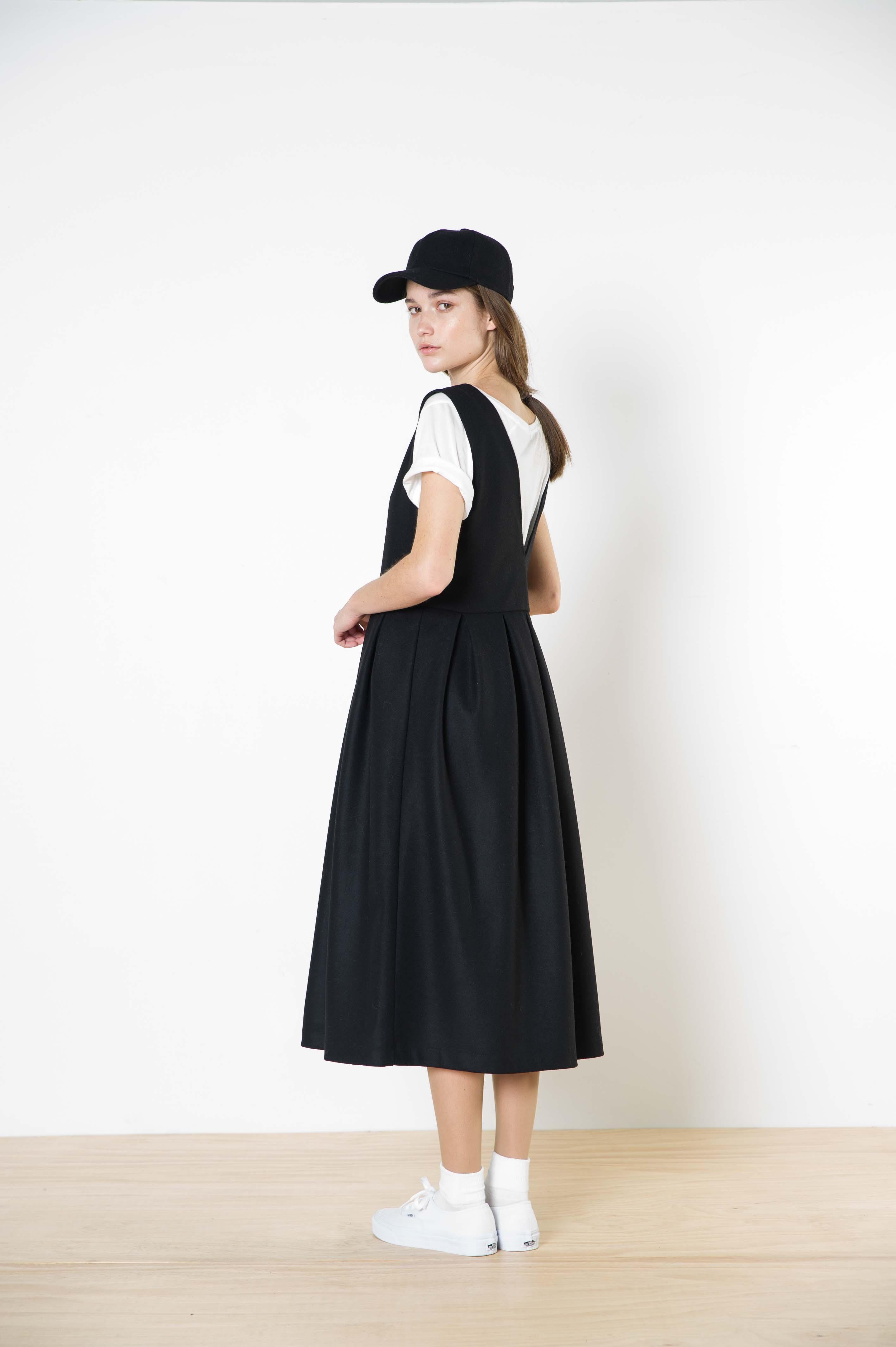 20 ava wool dress