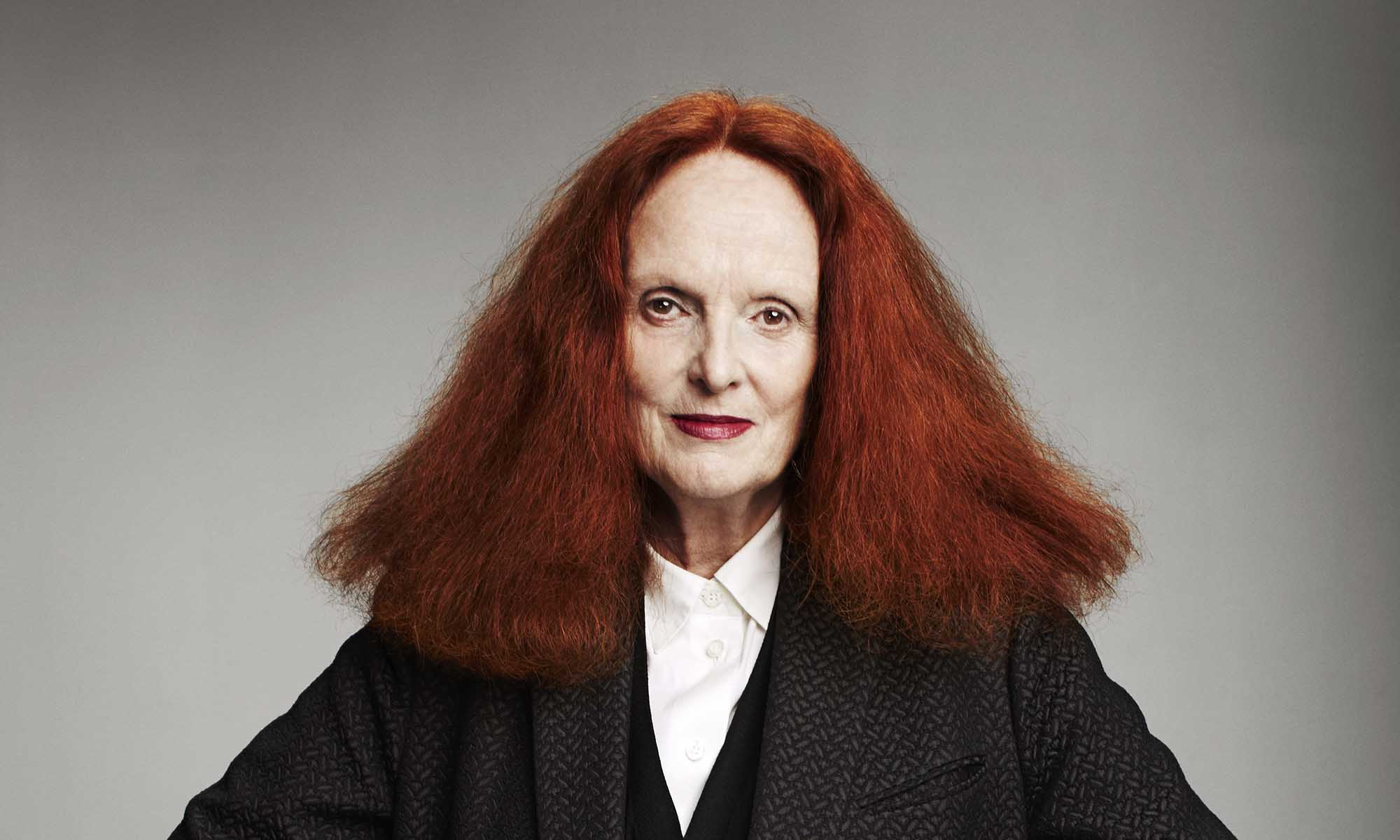 Grace Coddington announced she will step down as creative director at Vogue magazine.