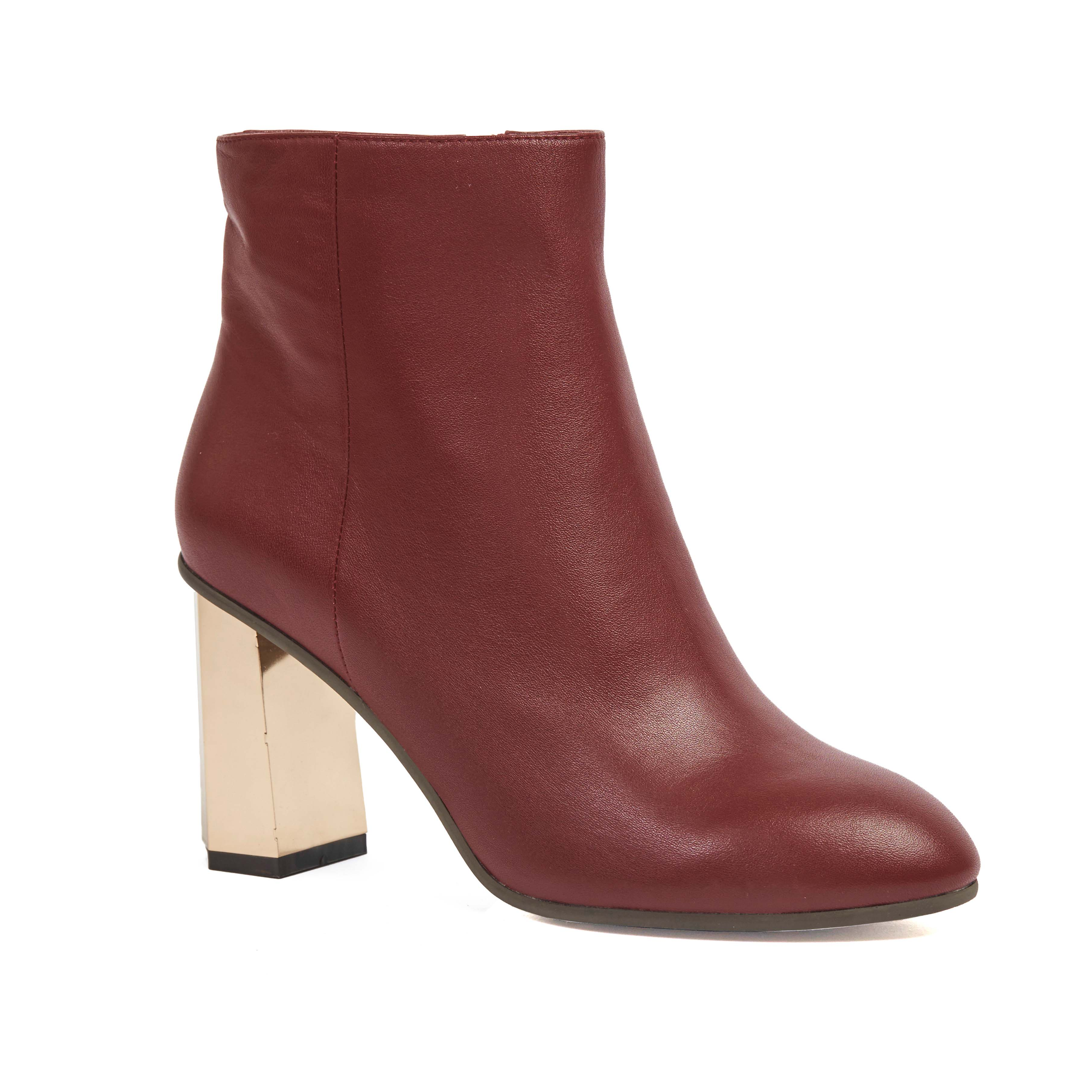 401 Lana Boot Raisin