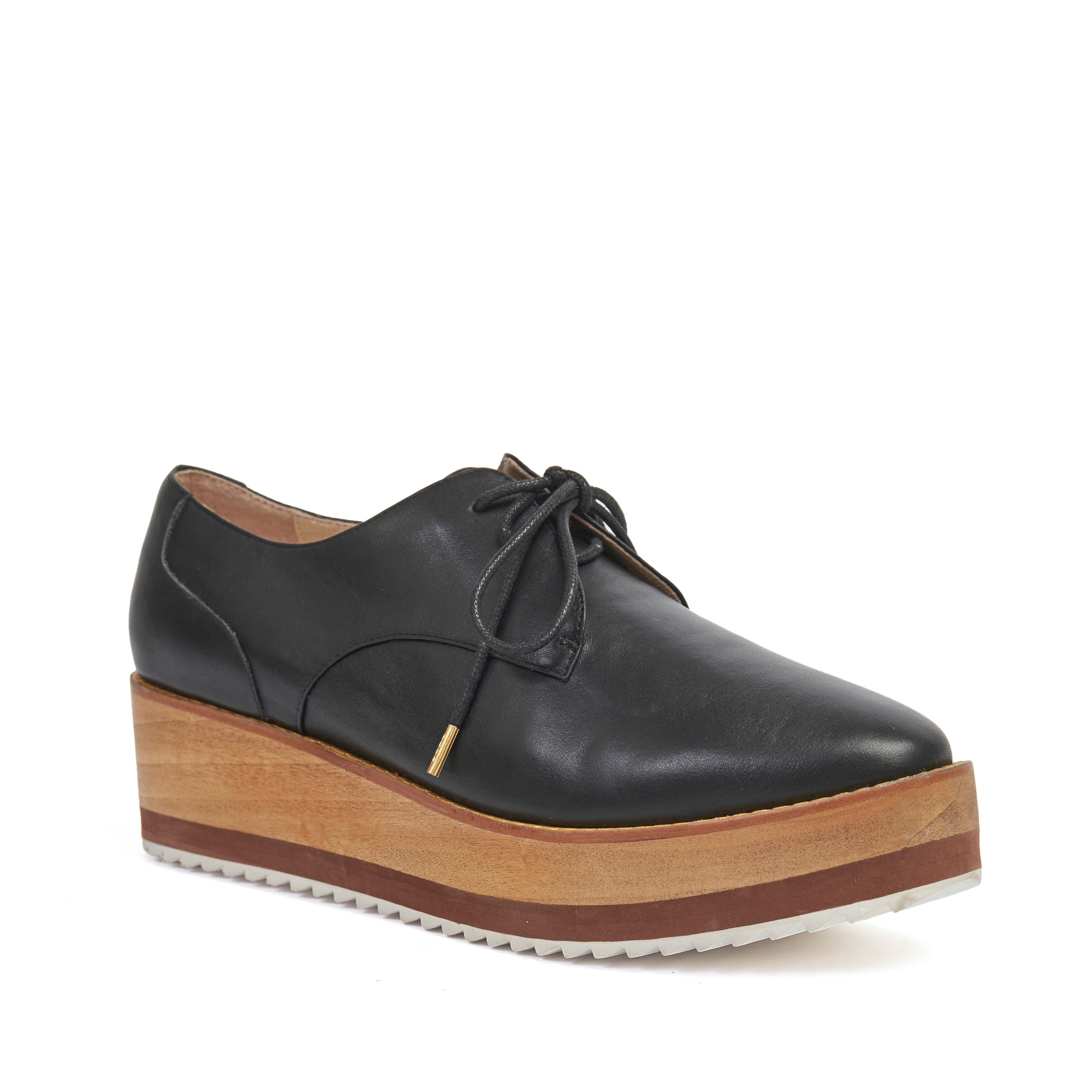 406 Jamie Brogue Black
