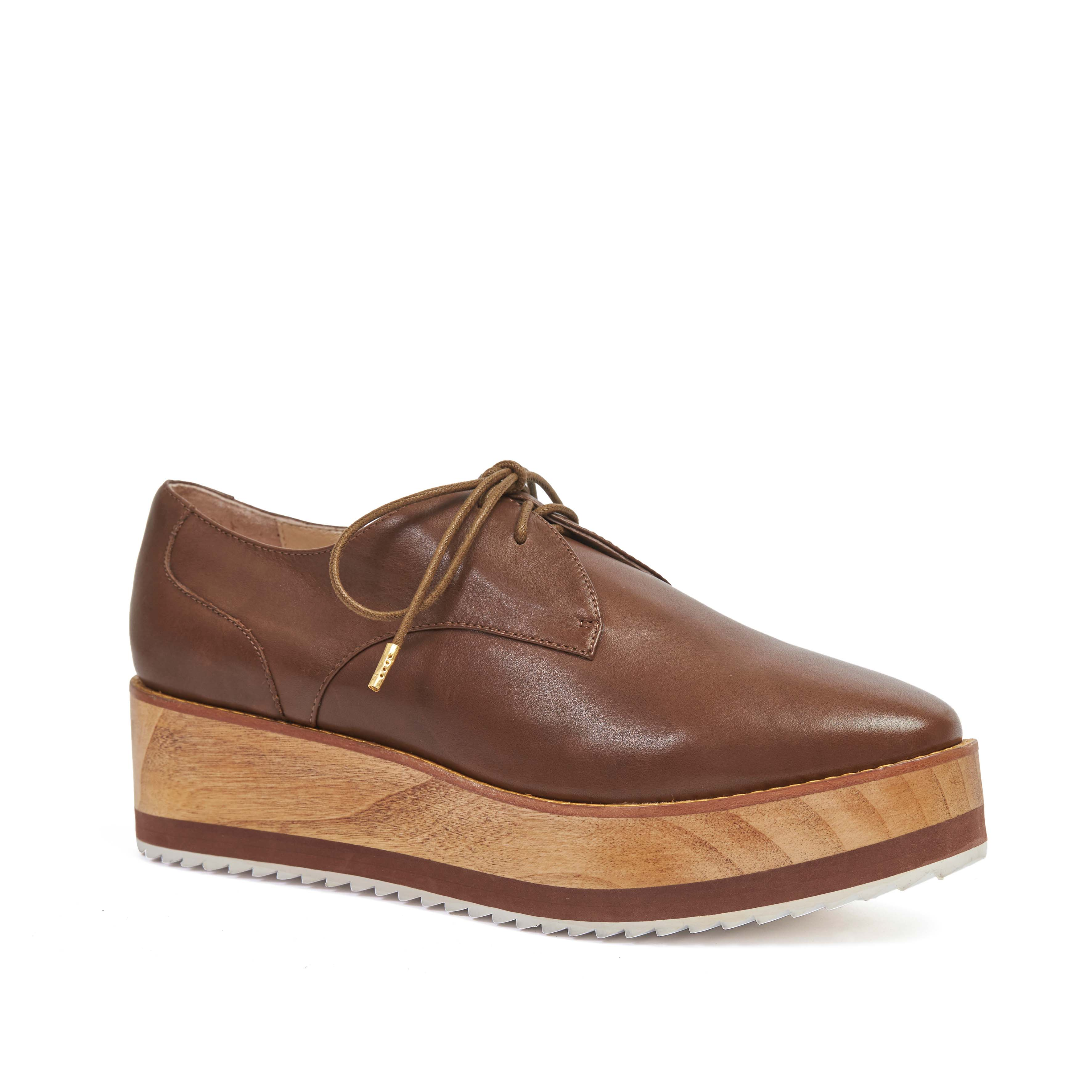 406 Jamie Brogue Tobacco
