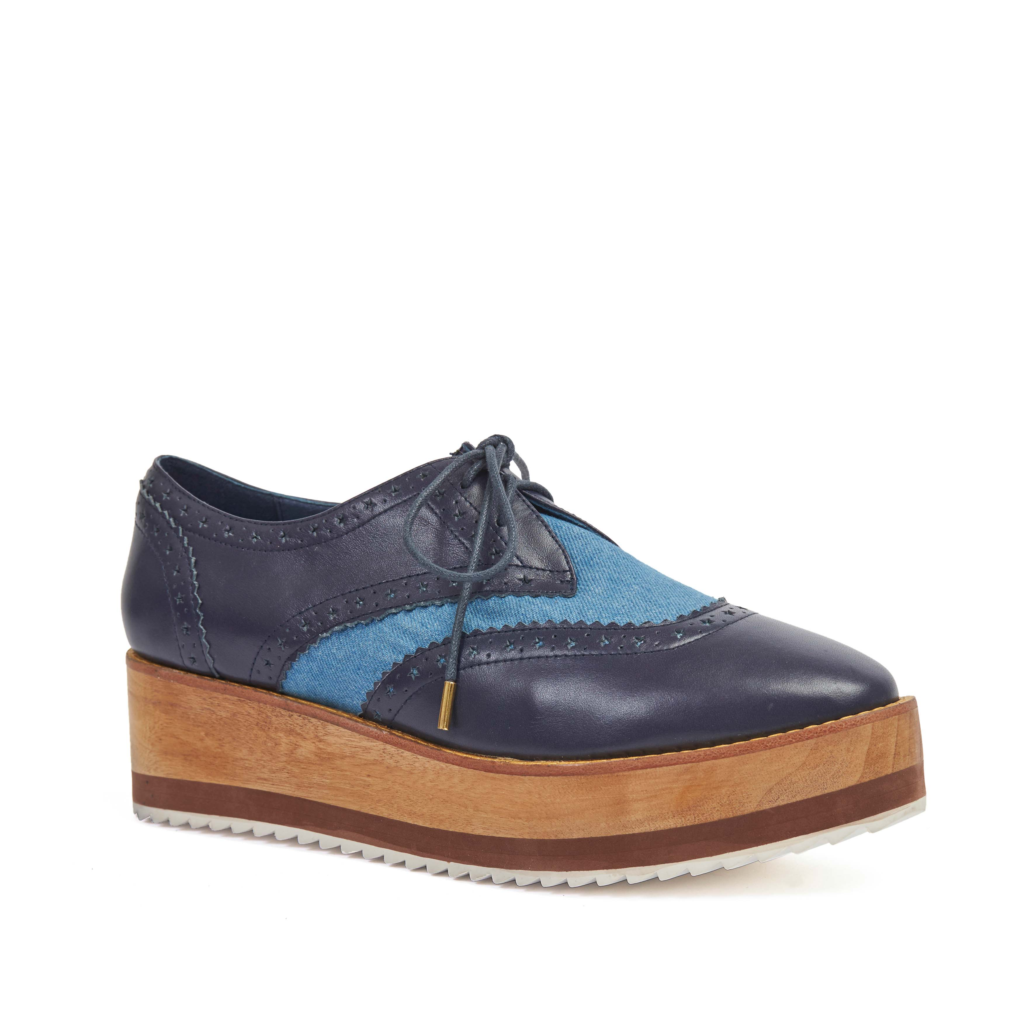 406.1 Mary-Kate Brogue Denim