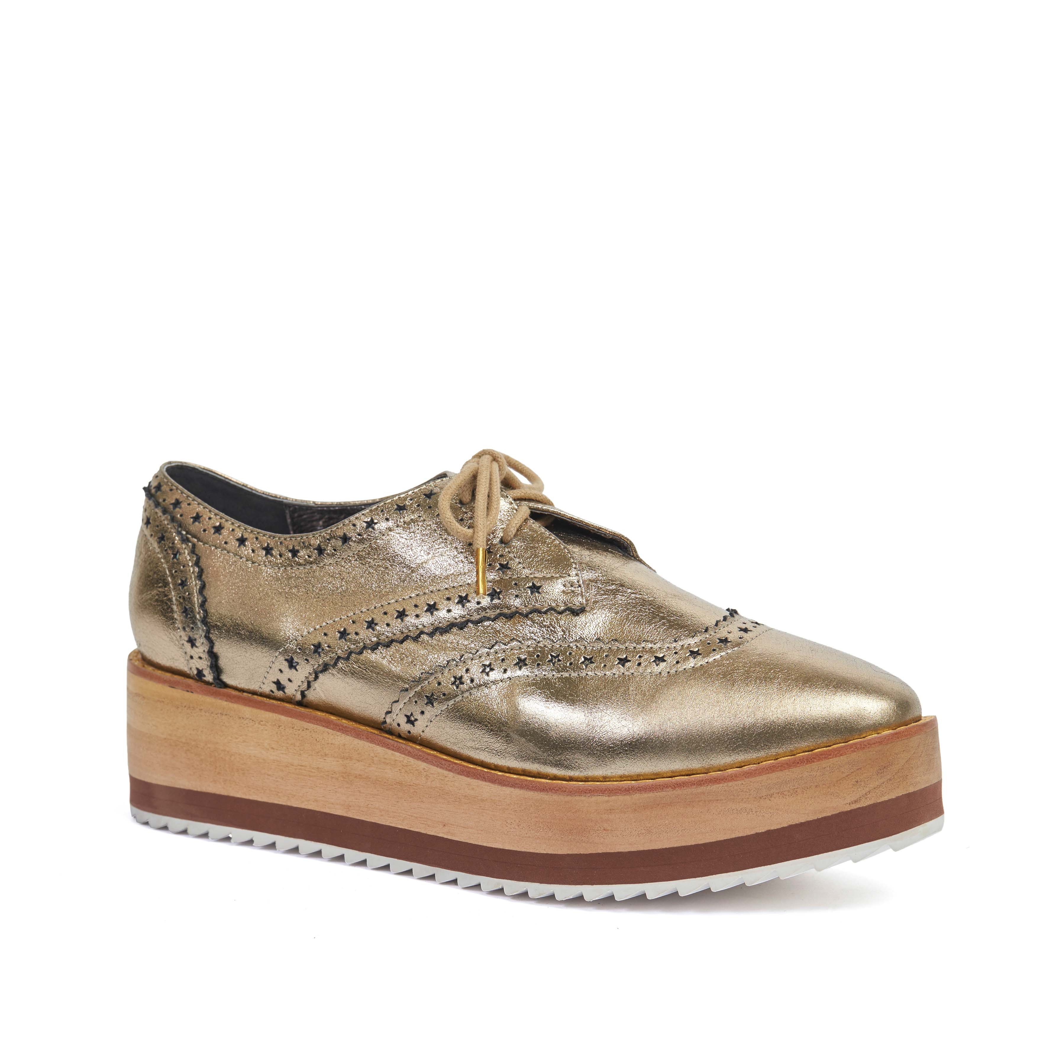 406.1 Mary-Kate Brogue Pewter
