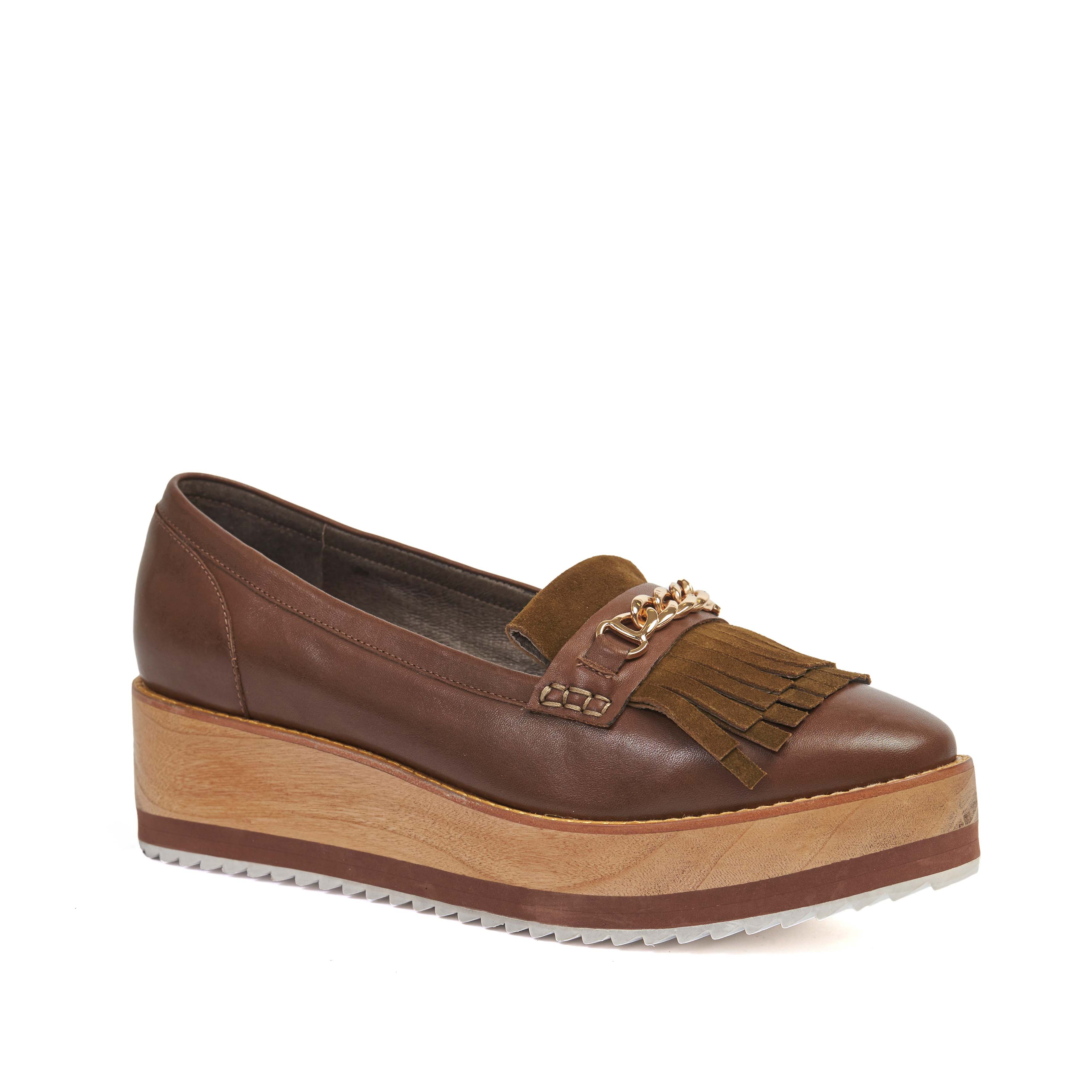 407 Von Fury Brogue Tobacco