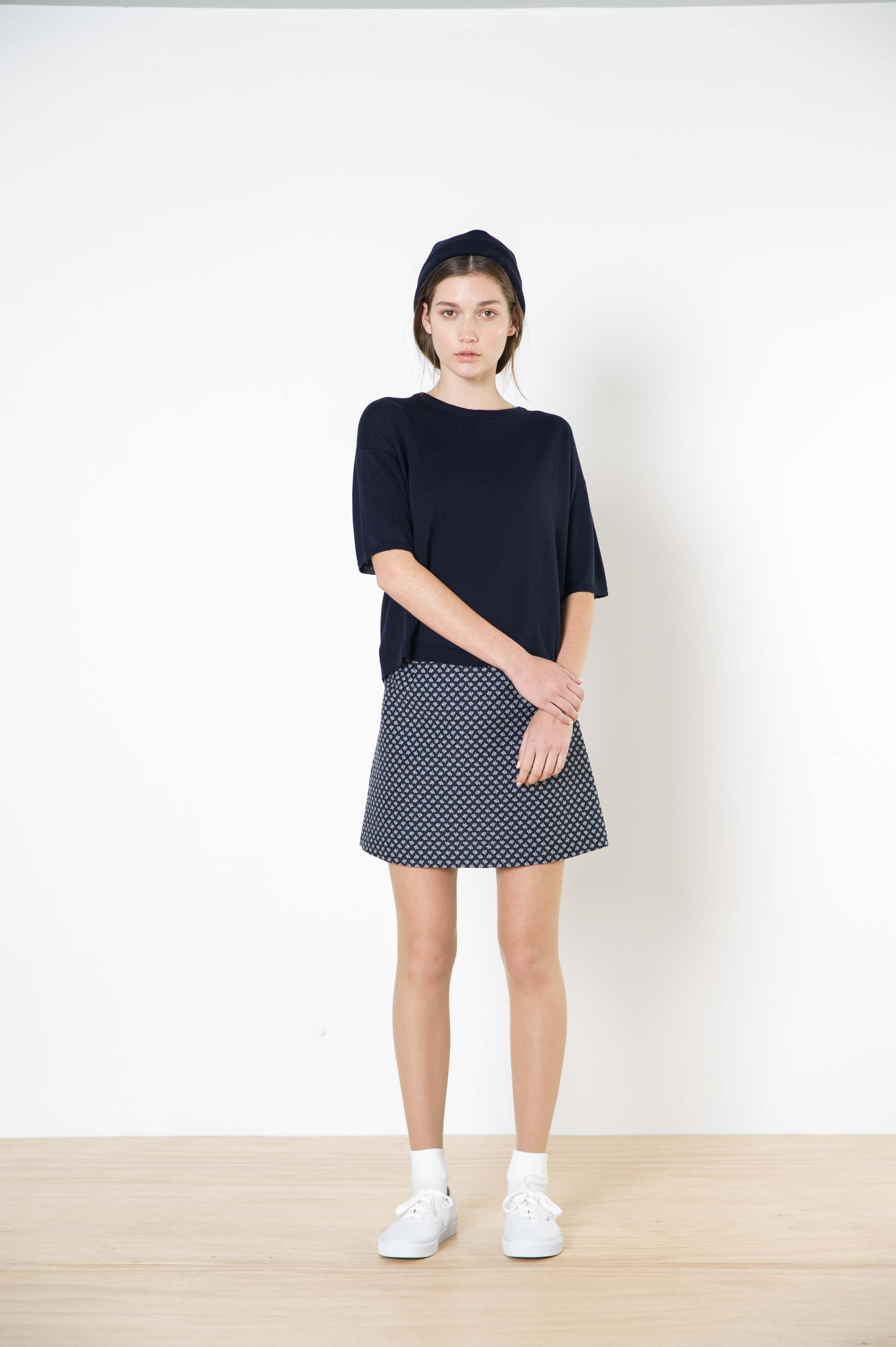 41 renee mini skirt