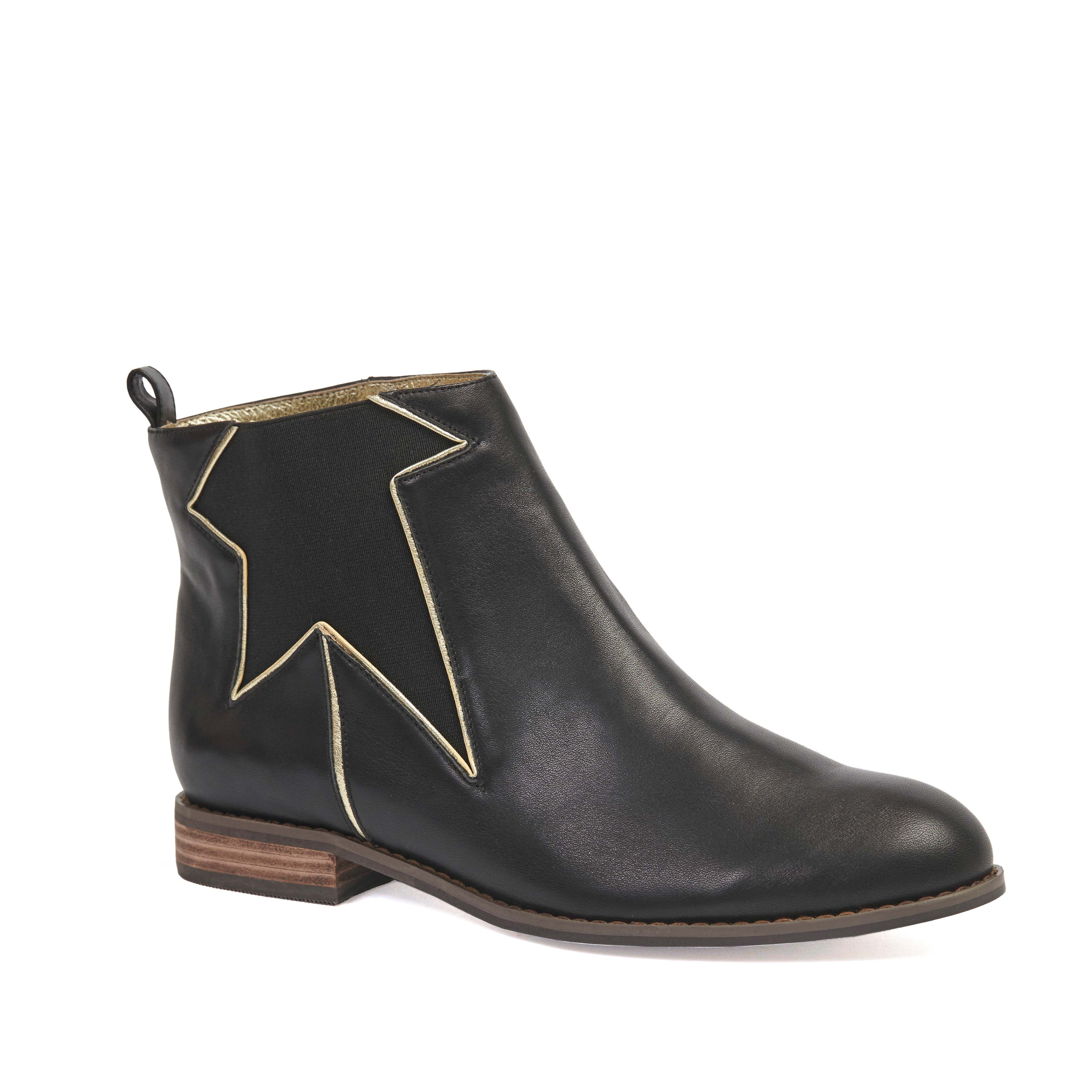 410 Kathleen Boot Black