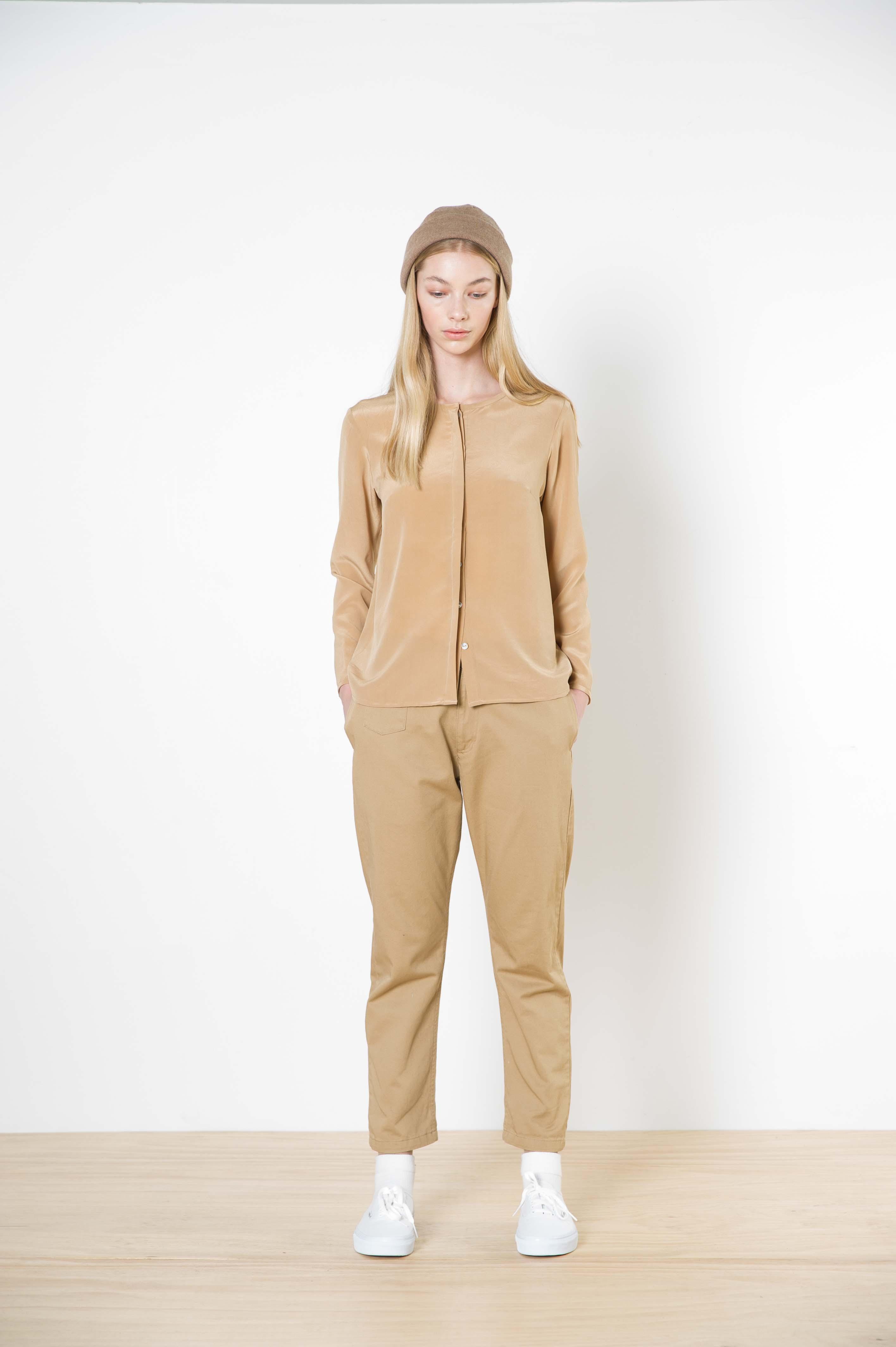 51 theodora silk blouse