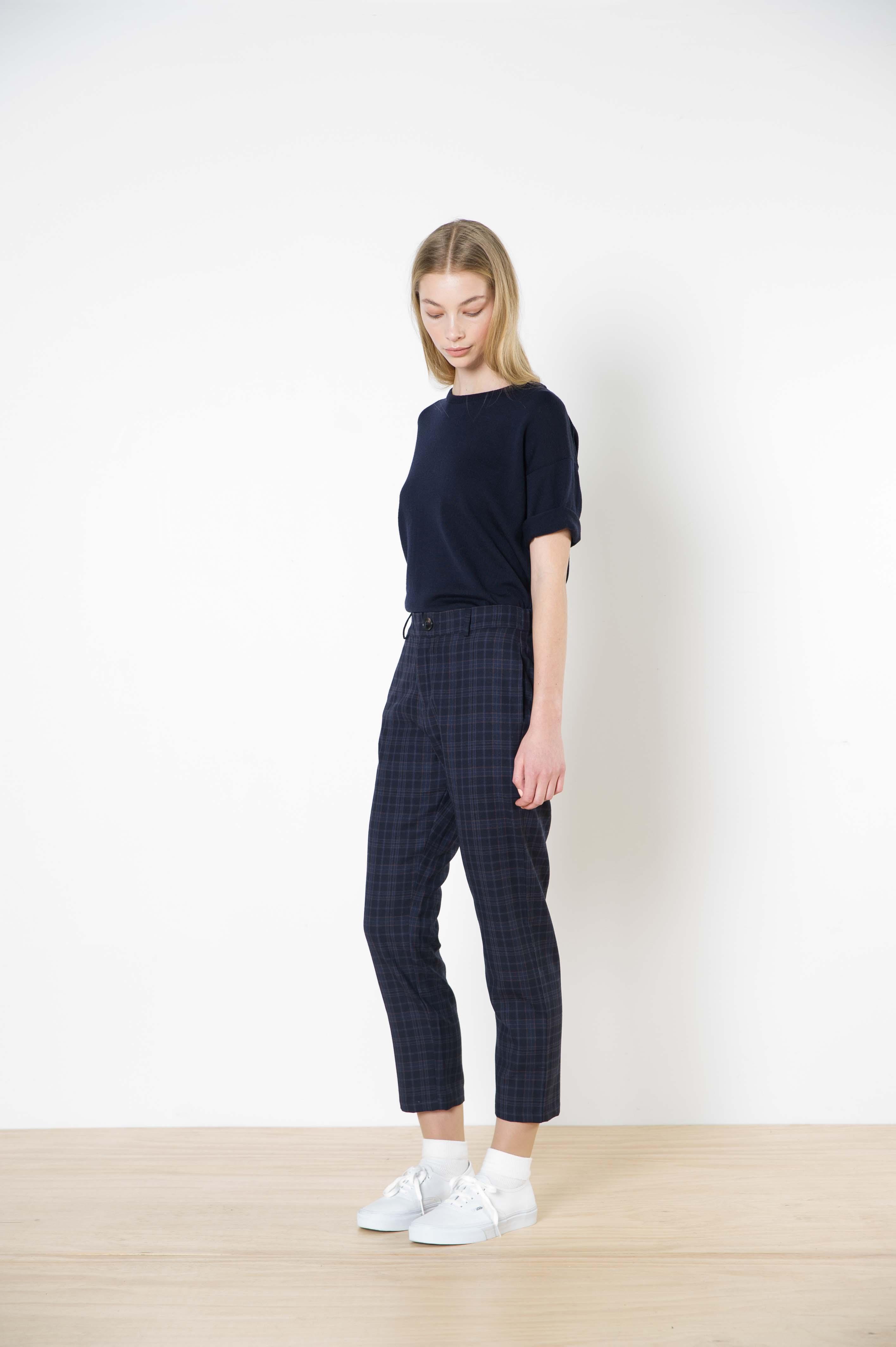 60 marie wool pants