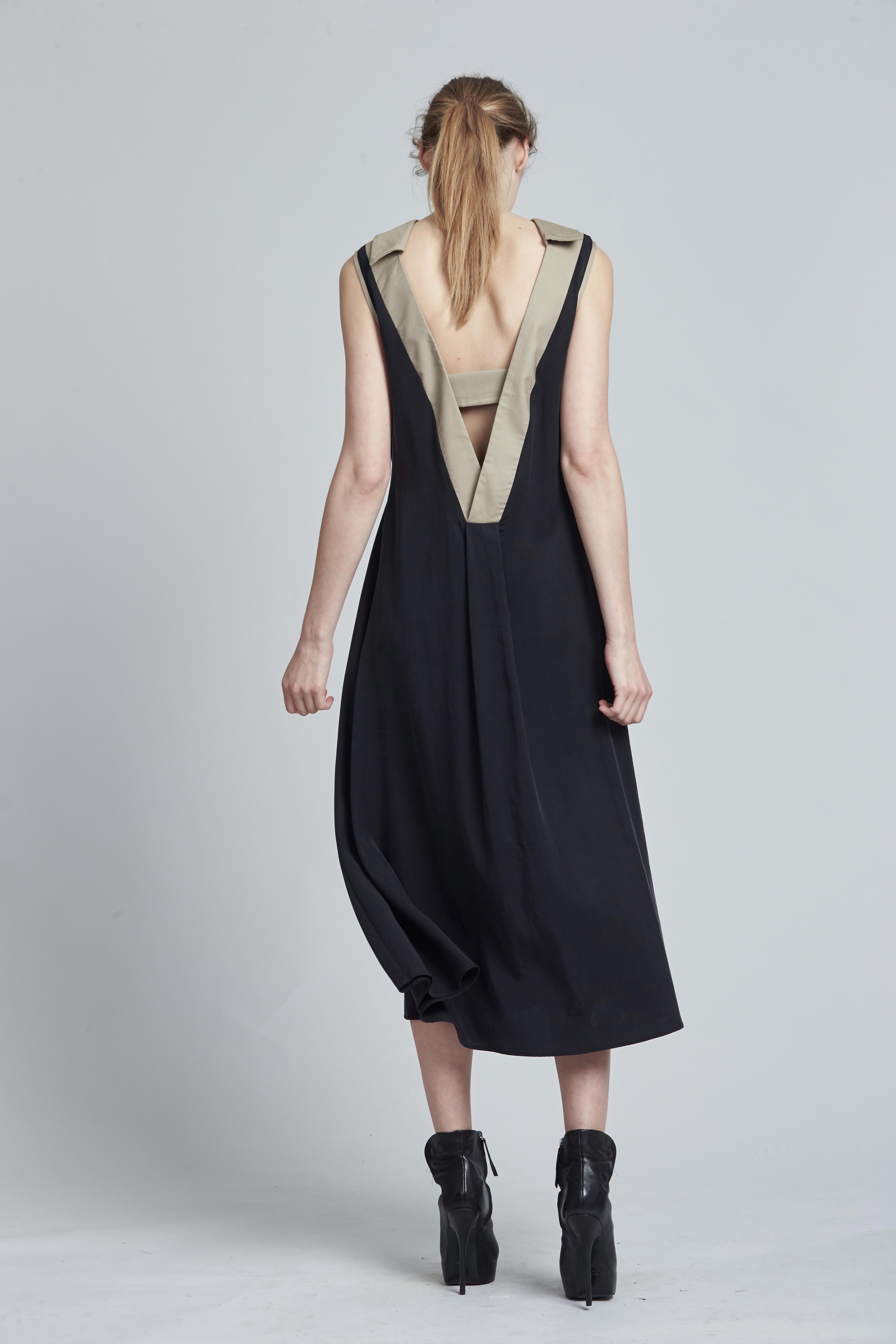 Acute Dress Black 20 taylorS15-1267