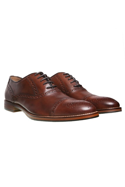 Boreland Leather Brogue