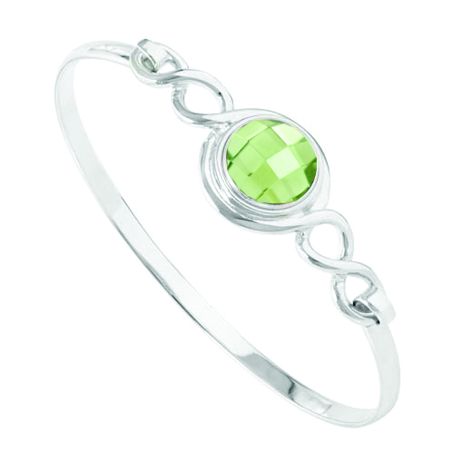Kagi Gempops Classic Infinity And Beyond Bracelet $145 with Lime & Soda Pop $45 www.gempops.com