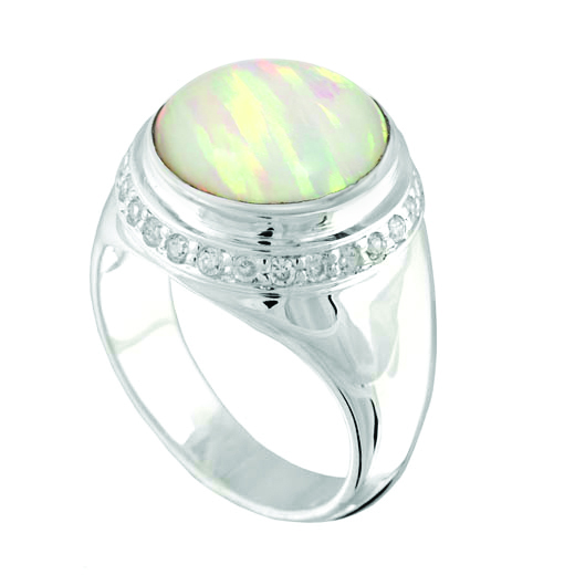 Kagi Gempops Sparkle Luxe Waltz Ring $139 with Mirage Magic Pop $55 www.gempops.com
