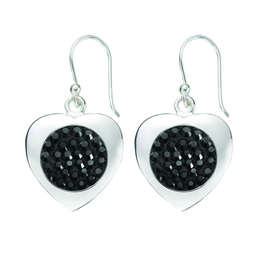 Kagi Gempops Sweetheart Earrings $119 with Black Russian Pops $55 each www.gempops.com