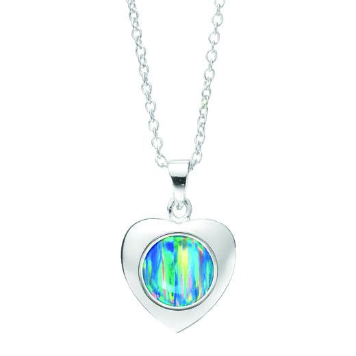 Kagi Gempops Sweetheart Pendant $79 with Northern Lights Pop $55 www.gempops.com