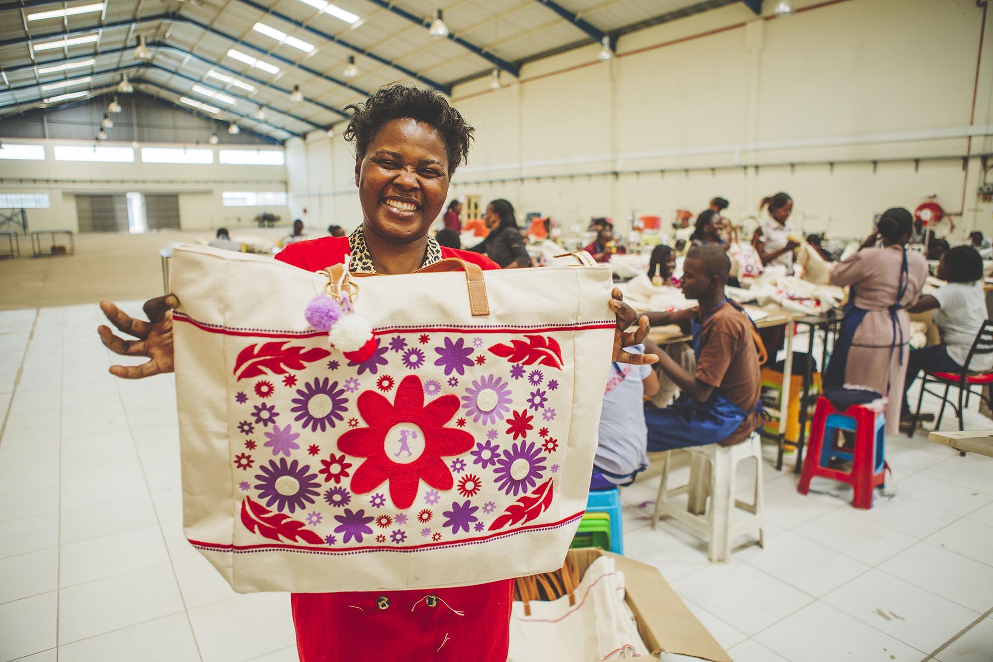 Karen Walker AW15 production in Kenya (c) ITC Ethical Fashion Initiative & Louis Nderi (83)