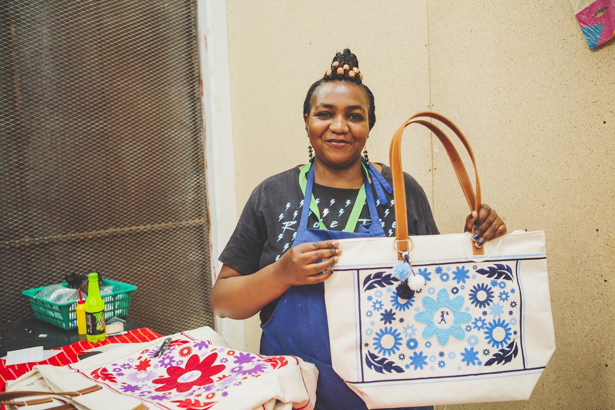 Karen Walker AW15 production in Kenya (c) ITC Ethical Fashion Initiative & Louis Nderi (84)