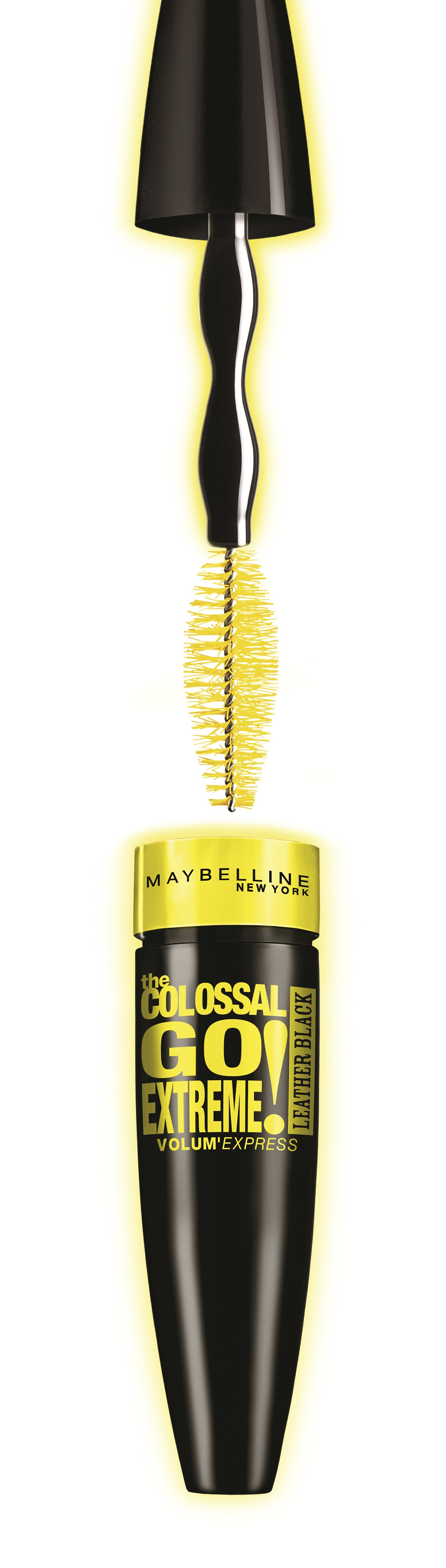 Maybelline New York Colossal Go Extreme Leather Black Mascara RRP$24.99