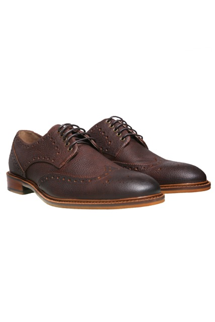 Oxnam Leather Wingtip